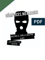 Cómplices, No Aliades
