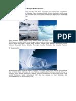Perbedaan Kutub Utara Dengan Kutub Selatan