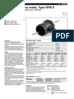 Bosch MAF Sensors