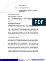 .. Cortesuperior Tumbes Documentos EXP 484 2009 240709
