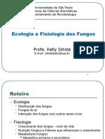 Ecologia Fisiologia e Metabolismo de Fungos