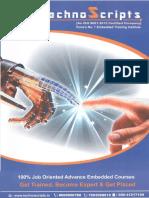 TechnoScripts Brochure