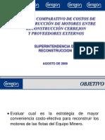 Analisis Rentabilidad Motores V4