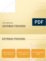 4. Distribusi Frekuensi Sdh
