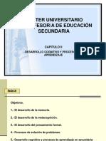 Desarrollo Cognitivo y Procesos de Aprendizaje