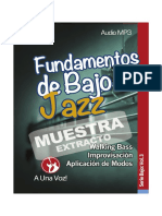 18191120 Acordes y Escalas Para Bajo Bass Chords and Scales