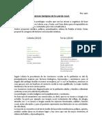 Lesiones Benignas de CV 09-12