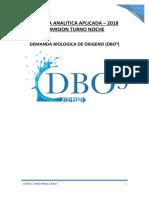 DBO Analitica Aplicada