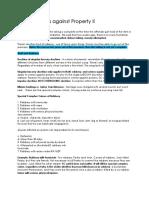 Title X - Comprehensive Dangerous Drugs Act