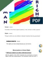 Human Rights 101