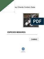 ESPECIES MENORES_ CABRAS