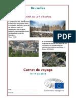 Dossier Pedagogique - Bruxelles