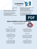 Cakchiquel Himno Nacional Guatemala