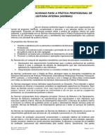 IPPF Standards 2017 Portuguese