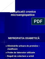 Complic Microvasculare Amg IV