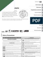 Finepix s1 Manual Es