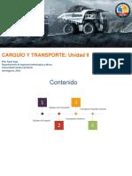 Unidad 2 Carguio y Transporte P1
