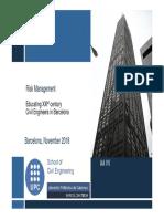 UNIT 9 Risk Management