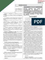 DS 001 2019 MINEDU Regulan Procedimiento Requisitos Condiciones Contratacion Docente 2019 166585