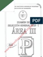 UNHEVAL 2019 I ÁREA III - profewilliamsdavila.blogspot.com