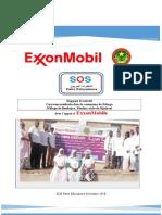 6119 Rapport de La Caravane Médicale de Ndiago ExxonMobile SOS PE