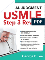 Clinical Judgement Step 3 Review