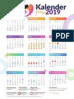 Kalender Puasa 2019 v1