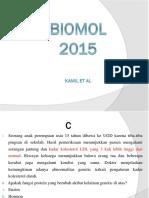 BIOMOL 2015