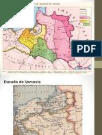 Mapa Reparto Polonia