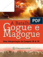 A Batalha de Gogue e Magogue_ U - Thomas Ice
