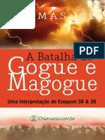 A Batalha de Gogue e Magogue_ U - Thomas Ice