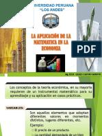 03 - INTRODUCCION DE LA MATEMATICA EN LA ECONOMIA.ppt