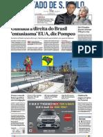 O Estado de S. Paulo - 6 Janeiro 2019