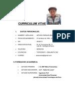 CVArturoEnriqueArandaParraga2019acc