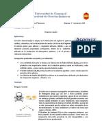 Azufre Aplicaciones y Toxicidad