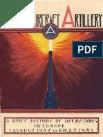 Anti-Aircraft Artillery History