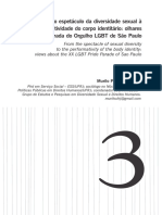 Olhares Sobre a XX Parada LGBT de SP