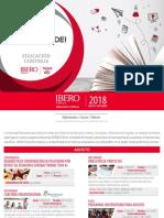 Oferta Educativa Agosto-noviembre 2018