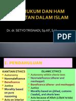 7. ETIKA DAN HUKUM ISLAM DALAM KES (dr. Setyo).ppt
