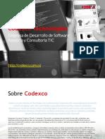 Brochure Codexco Technologies