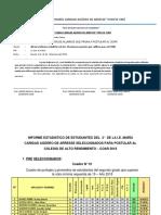 Informe Final de COAR