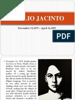 Emilio Jacinto