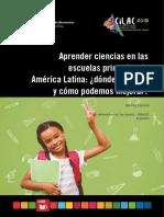 Aprender ciencias en las escuelas primarias de América Latina