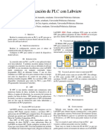 Conexion PLC - Labview