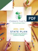 Michigan Childrens Trust Fund Biennial Report 2018-2019