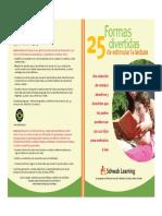 25 formas divertidas de estimular la lectura.pdf