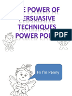 powerpoint persuasive techniques year 9.ppt