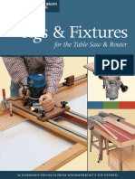 Jigs & Fixtures for the Table Saw & Router-Chris Marshall