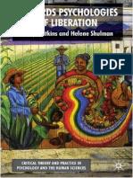 Hacia Psicologías de Liberación - Mary Watkins y Helene Shulman