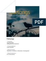 Folksongs FR